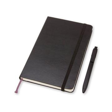 Moleskine - Set Notebook - Pen - Large