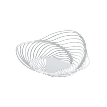 Alessi - Trinity Basket, Ø 26 cm, white