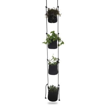 Trimm Copenhagen - Vertical Flowerpots, black
