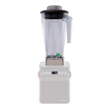 Bianco - Diver blender, matte grey-metallic