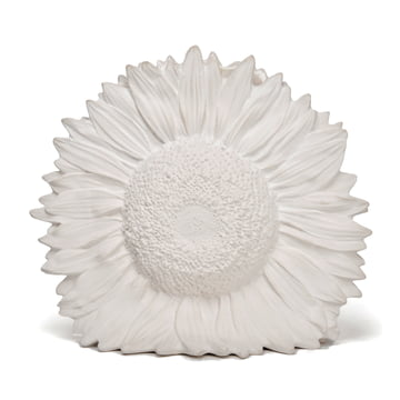 Areaware - Sunflower Vase, white