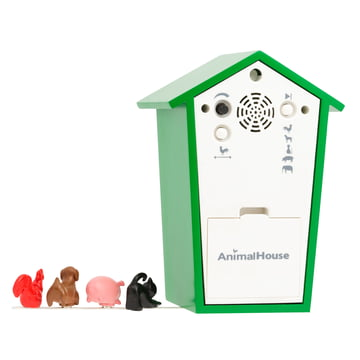 KooKoo - Animal House, green