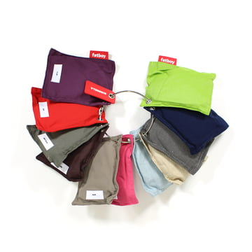 Fatboy - Textile Samples New Colours, Sunbrella (2015)