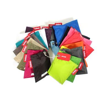 Fatboy - Textile Samples New Colours, Nylon (2015)