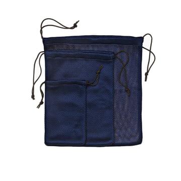 Nomess - Mesh Bag (Set of 3)