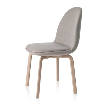 Fritz Hansen - Sammen Chair 45.5 cm, light pink