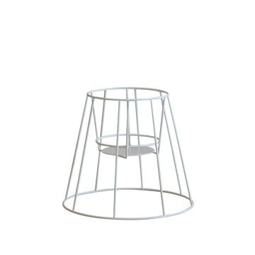OK Design - Cibele Flowerpot Holder Small, white
