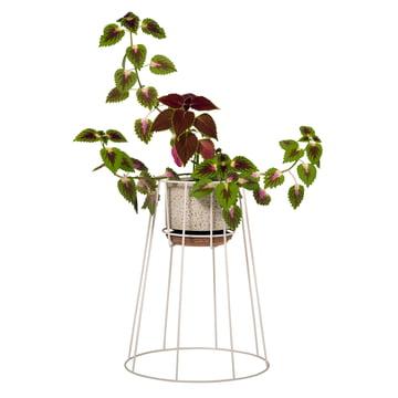 OK Design - Cibele Flowerpot Holder Medium, white