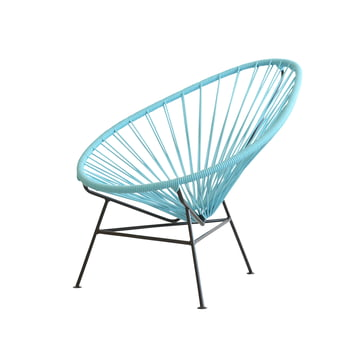OK Design - The Acapulco Mini Chair, light blue