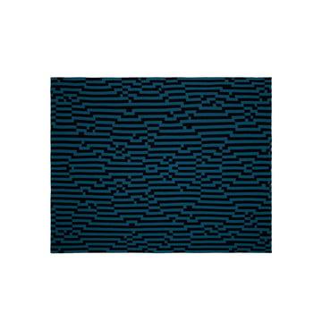Zuzunaga - Zoom In 5 Woollen Blanket, 140 × 180 cm