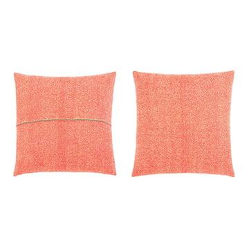 Zuzunaga - Pillow, Orange 50 x 50 cm, front and back side