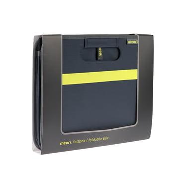 meori - Outdoor Box 30 Liter, Navy Blue Solid