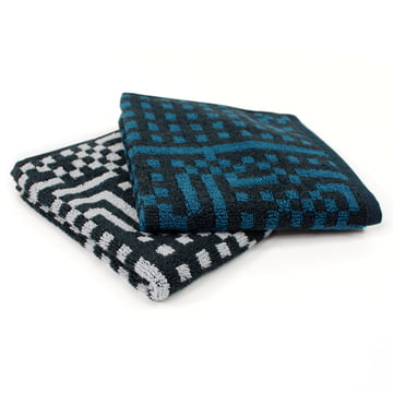 Zuzunaga - Route Face Towels