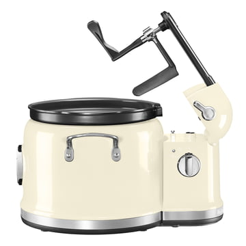 KitchenAid - Multi Cooker and Stir Tower KitchenAid in cream