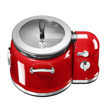 KitchenAid - Multi Cooker + Stir Tower KitchenAid, empire red