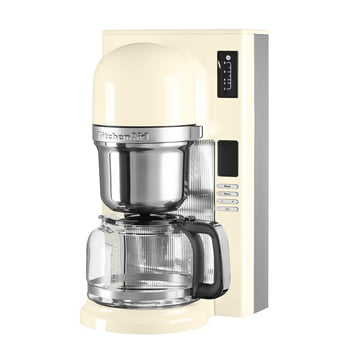 KitchenAid - Coffee Machine KitchenAid, Almond Cream