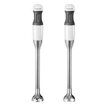 KitchenAid - Classic Hand Blender, white