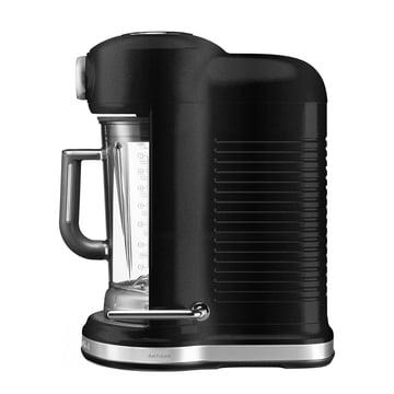 KitchenAid - Artisan Magnetic Drive Blender, cast iron black