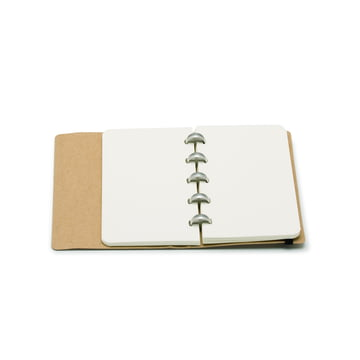 Atoma - Alain Berteau Notebook Mini, sand