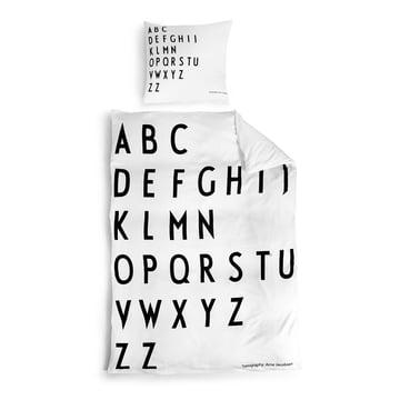 Design Letters - ABC Bed Linen 140 x 200 cm (DK)