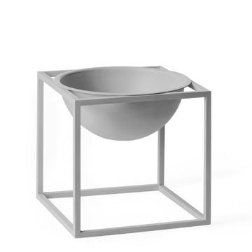 by Lassen - Kubus bowl, small, grey