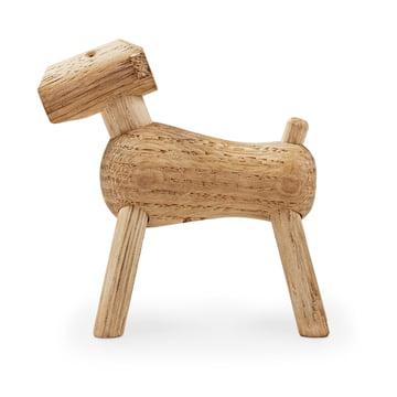 Kay Bojesen's Dog Tim made of bright wood