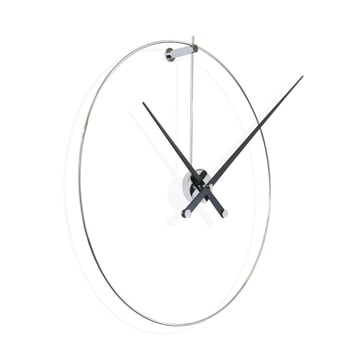New Anda wall clock by nomon made of steel in black