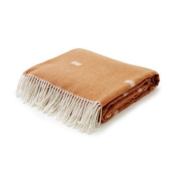 Skagerak - Iota Blanket in cognac brown