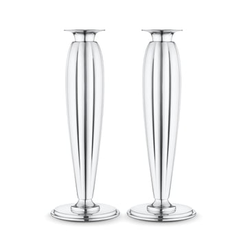 Georg Jensen - Legacy Candleholder in a set of 2