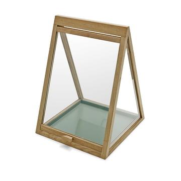Skagerak - Spira Greenhouse, teak wood / steel
