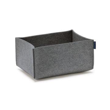 Hey Sign - Box rectangular, anthracite