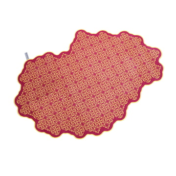 Flat'n - Tiles Carpet 0031 (160x230cm)