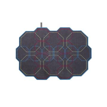 Flat'n - Octagon carpet 002 (125x180cm)