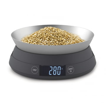 Joseph Joseph - 2-in-1 Switch Scale with stainless steel bowl