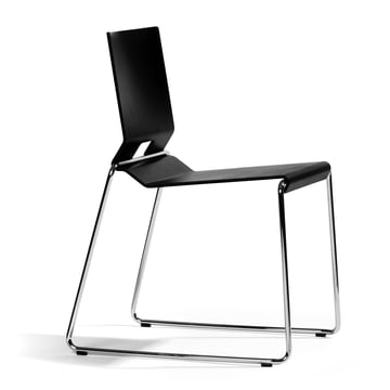 Blå Station AB - Chair 69, black stained