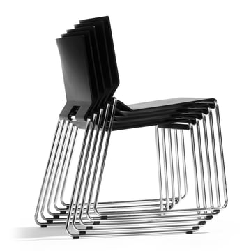 Chair for the public area