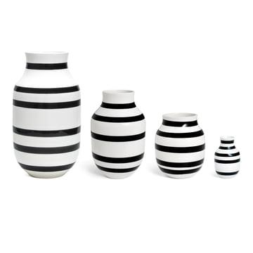 Omaggio vases series by Kähler