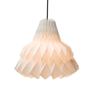 Illuminated pendant lamp Bell by Novoform