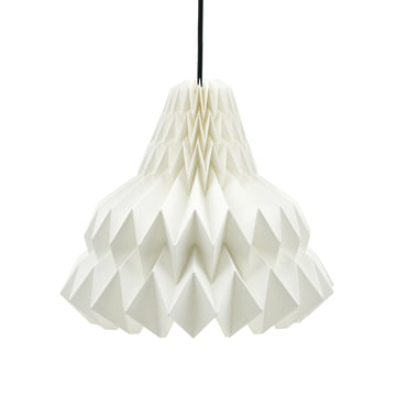 Bell Pendant lamp by Novoform in white