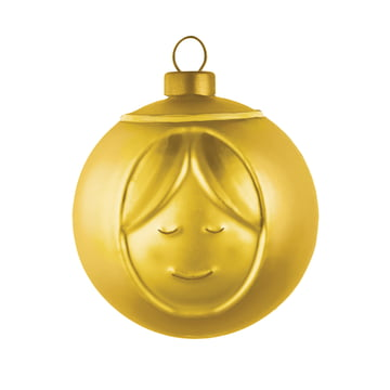 Maria Christmas Bauble by A di Alessi