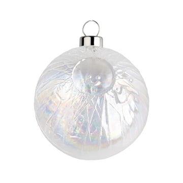 Baby Jesus Christmas Bauble by A di Alessi