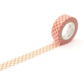 Masking tape - 1P Deco Series, oboro dot fire