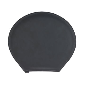 LindDNA - Cushion for the Series 7 chair made of Nupo in black
