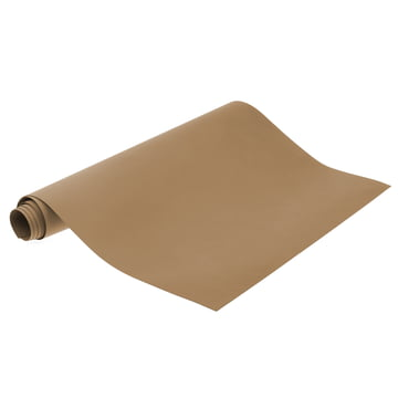 The Table Runner M 40 x 140 cm by LindDNA in Nupo brown