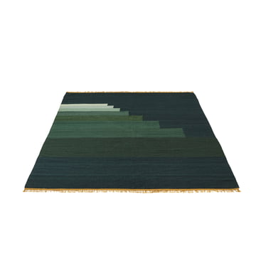 &Tradition - Another Rug AP3, 170 x 240 cm in jade green