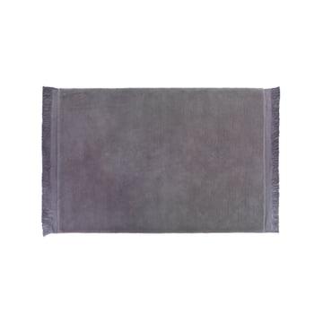 Hay - Raw rug 140 x 200 cm in grey