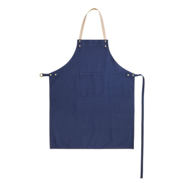 Apron by ferm Living in Blue