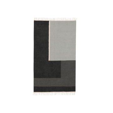 "Kelim Rug ""Section"" in Small"