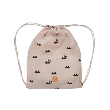 Gym Bag Rabbit by ferm Living