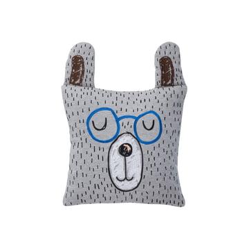 """""""Little Mr Teddy"""" Cushion by ferm Living"""